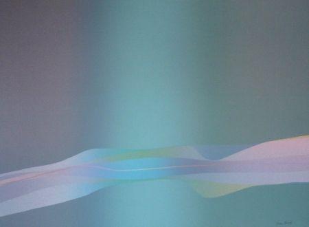 Lithograph Bird - Spectre lumière 1
