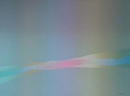 Lithograph Bird - Spectre lumière 2