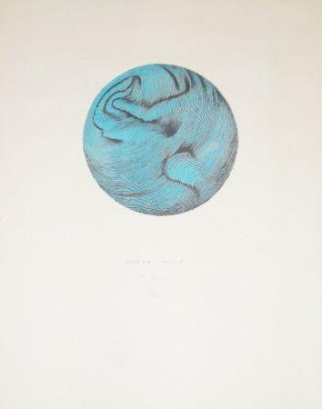 Lithograph Bury - Sphère molle