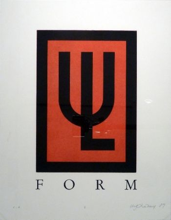 Etching And Aquatint Lüthi - Spirit. Form. Reason.