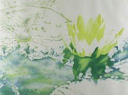 Lithograph Raffael - Spirit Lily
