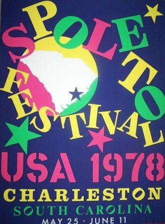Screenprint Indiana - Spoleto festival
