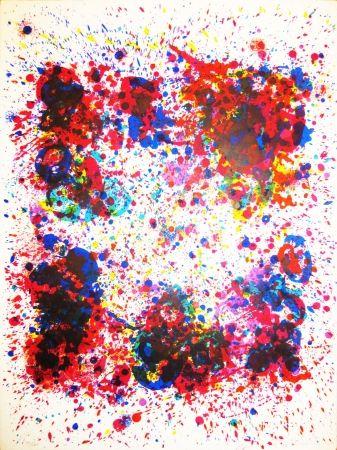 Lithograph Francis - Spun for James Kirsch