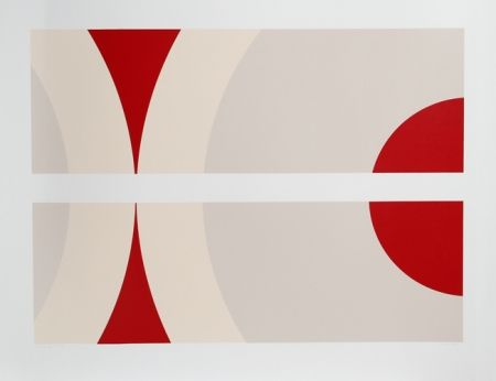 Screenprint Daphnis - SS 12-78