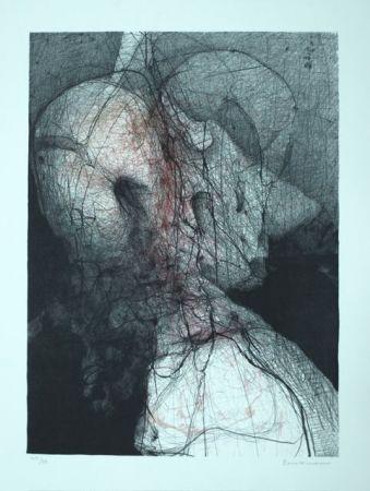 Lithograph Brinkmann - S/T