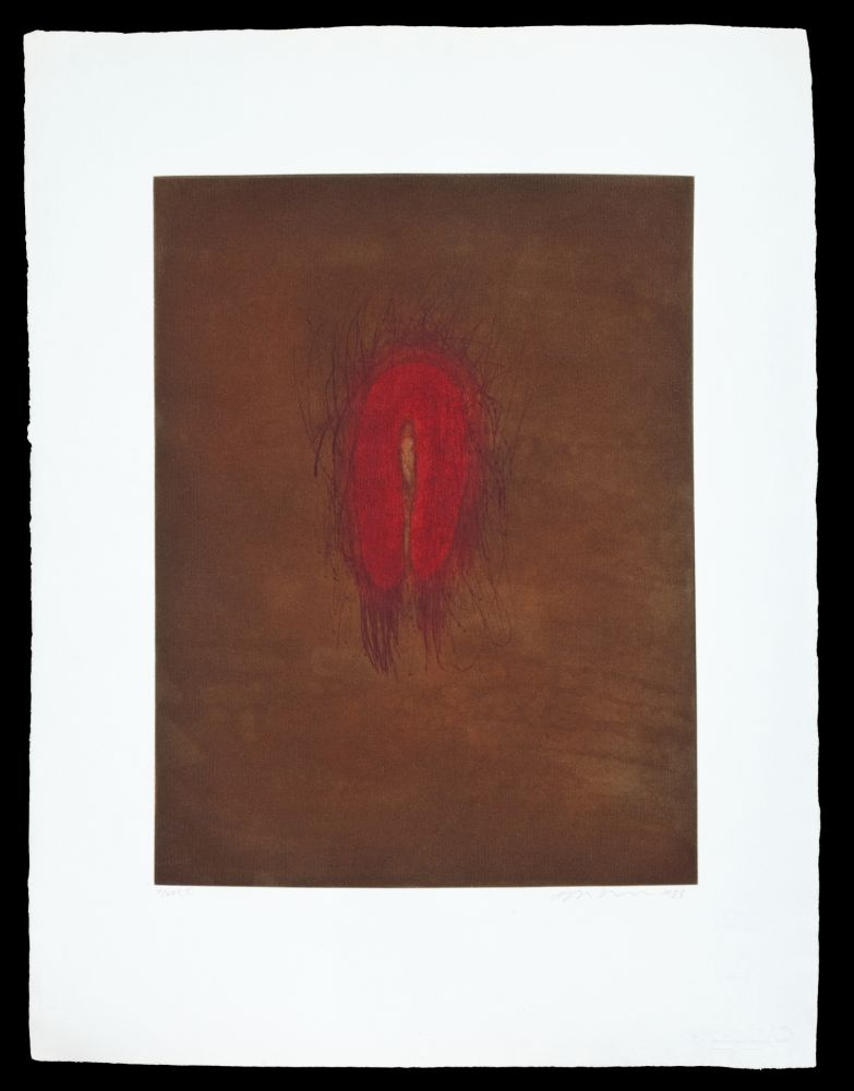 Etching And Aquatint Kapoor - S/T