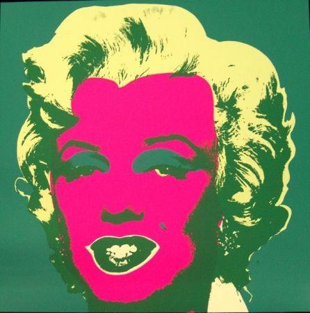 Screenprint Warhol - S/T