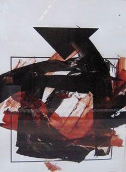 Lithograph Feito - S/T