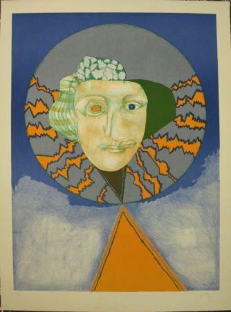Lithograph Bartolozzi - S/T