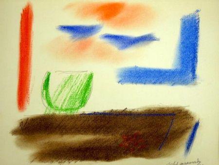 Lithograph Ràfols Casamada - S/T