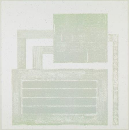 Lithograph Halley - S/T 1