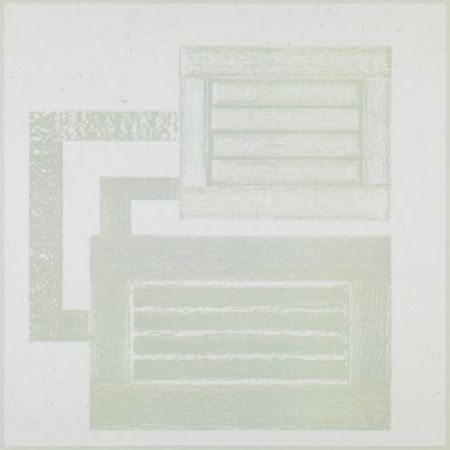 Lithograph Halley - S/T 2