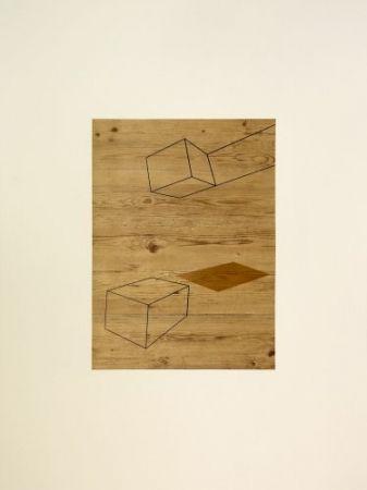 Lithograph Caldas - S/T 7