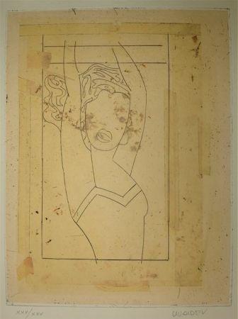 Engraving Valdés - S/T V
