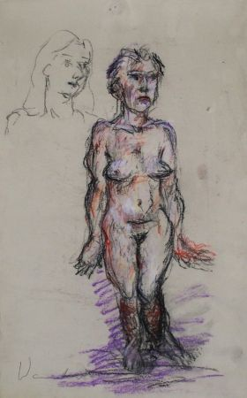 No Technical Wandrer - Standing Nude