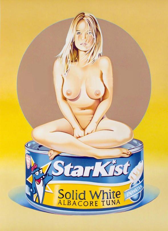 Lithograph Ramos - Starkist