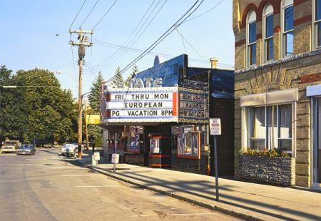Screenprint Cone - State Theatre