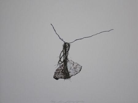 Lithograph Siegert - Stein / Rock
