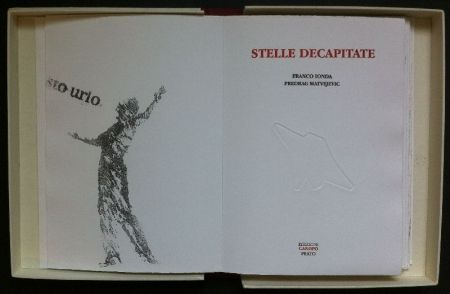 Illustrated Book Ionda - Stelle decapitate