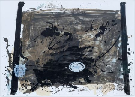 Lithograph Tapies - Suite 63 X 90 (No 2)