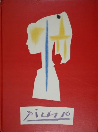 Illustrated Book Picasso - Suite de 180 dessins de Picasso. Picasso and the Human Comedy. A Suite of 180 drawings by Picasso