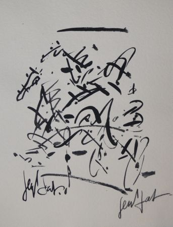 Lithograph Paul  - SULKY