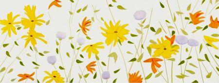 Screenprint Katz - Summer Flowers