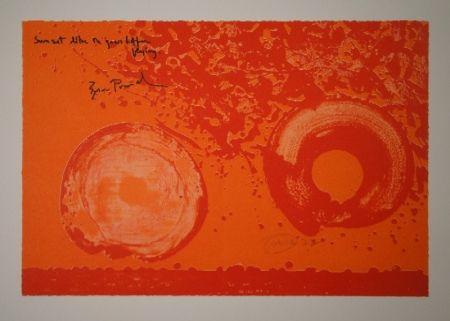 Lithograph Piene -