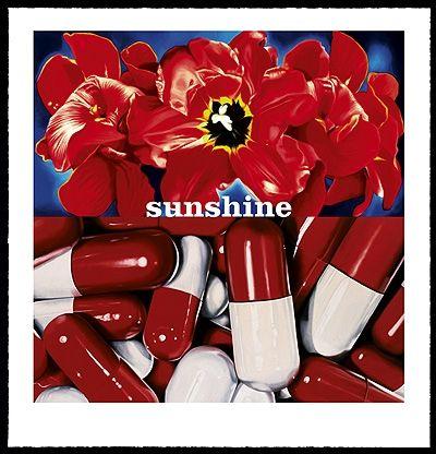 Screenprint Huart - Sunshine Daydream