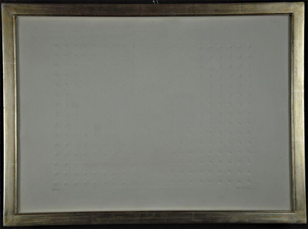 Relief Castellani - Superficie bianca