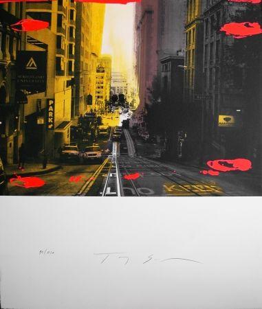 Lithograph Soulie - SUTTER LITHOGRAPHIE de TONY SOULIE