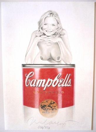 Lithograph Ramos - Suzy Soup