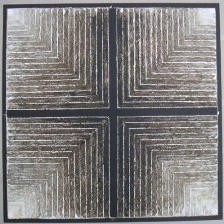 Lithograph Raza - Symboles 7