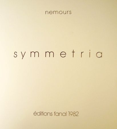 Illustrated Book Nemours - Symmetria