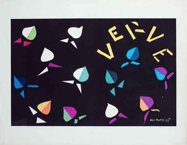 Lithograph Matisse -