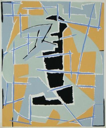 Pochoir Deyrolle - Témoignages pour l'art abstrait