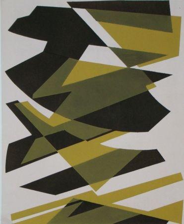 Pochoir Bozzolini - Témoignages pour l'art abstrait