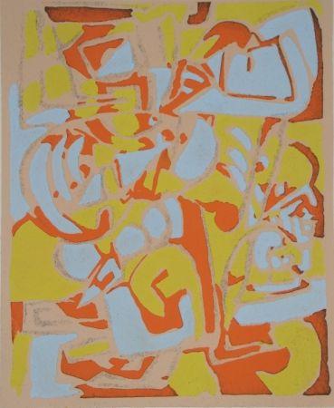 Pochoir Raymond - Témoignages pour l'art abstrait