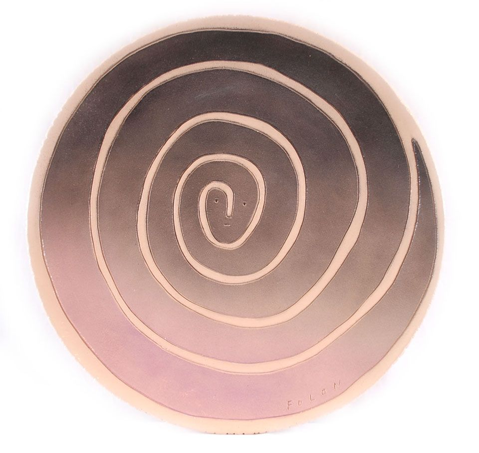 Ceramic Folon - Tête