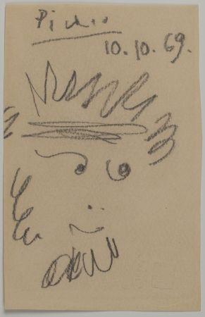 No Technical Picasso - Tête de Faune (Faun's Head)