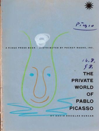 No Technical Picasso - Tête de Pitre (Clown Head), 1958