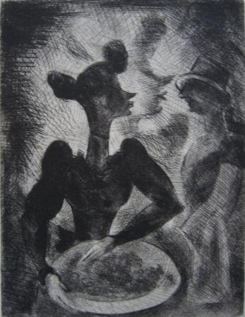 Illustrated Book Goerg - Tableaux contemporains: Tableau des Courses, de la Boxe, de la Vénérie, de l'Amour Vénal, des Grands Magasins, de la Mode, de l'Au-Delà, du Palais, de la Bourgeoisie.