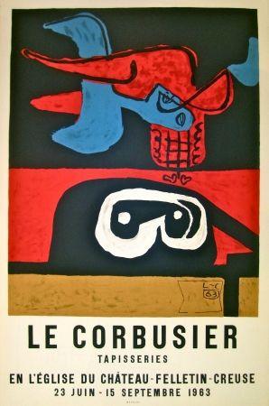 Lithograph Le Corbusier - Tapisseries