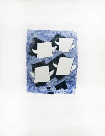Lithograph Braque - Taureaux ailés