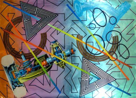 Offset Phillips - Technische Komposition