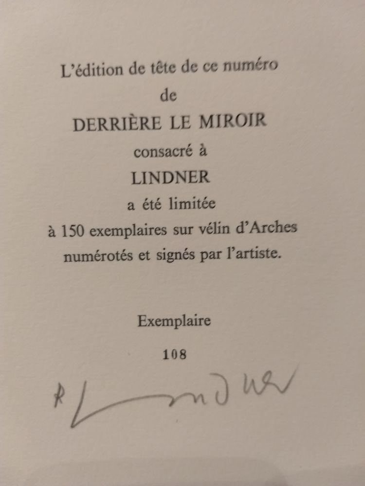 Illustrated Book Lindner - Tete DLM 226