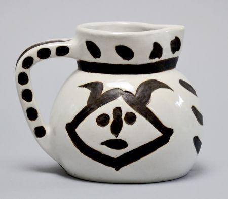 Ceramic Picasso - Tetes (Heads), 1956