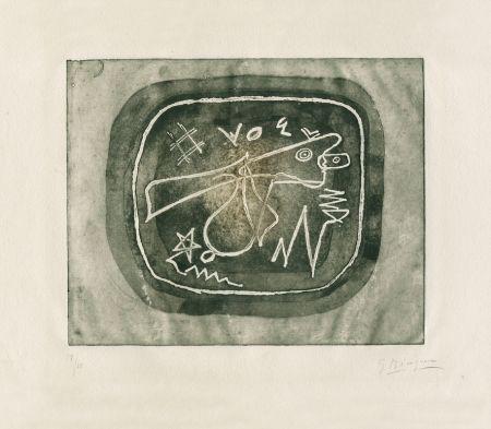 Engraving Braque -