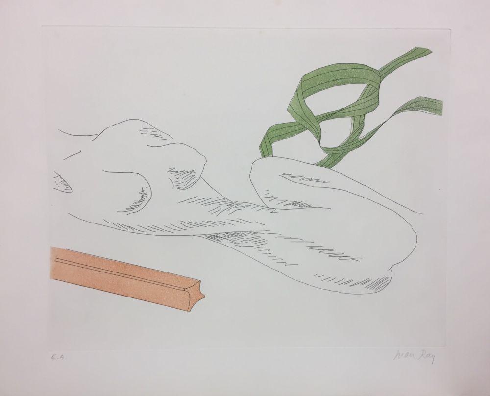 Engraving Ray - Thérese