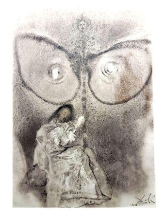 Lithograph Dali - The Biblia Sacra